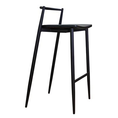 curve bar chair_B
