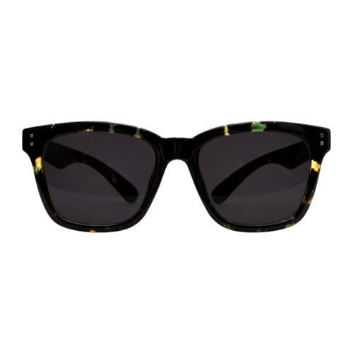 Paranoid - leopard (black tint Sunglasses)