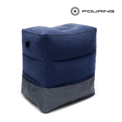 에어컴포트 3단형 발쿠션 카시트 발매트 발받침대 다리베개