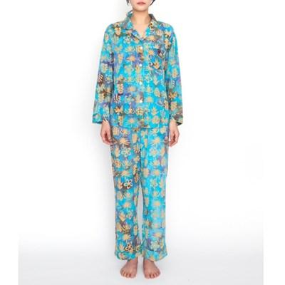 [Pajamas] Balibloom - Pastel Blue _ W