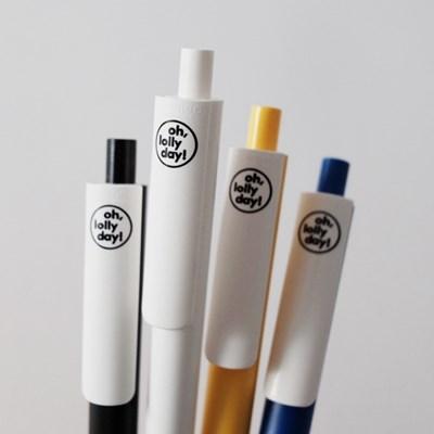 O,LD! logo pen