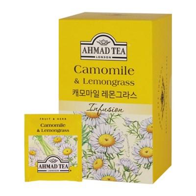 D4 아마드티 캐모마일 레몬그라스 허브차 20티백_(11065939)