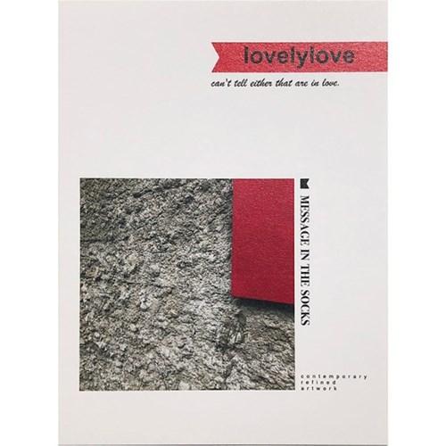 POST CARD_LOVELYLOVE