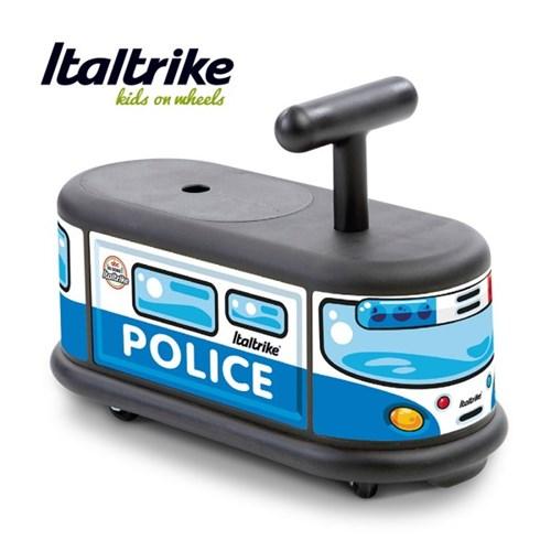 이탈트라이크 붕붕카 POLICE