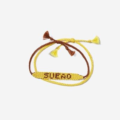 [단독 55%할인]Letra bracelet_SUENO