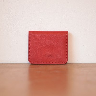 Frenchpie Wallet_Red [YA045_RD]