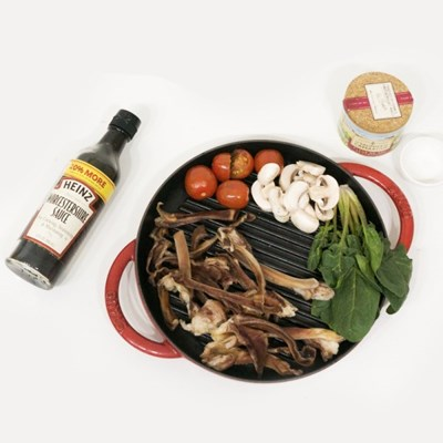 바잇미 돼지귀껌 70g