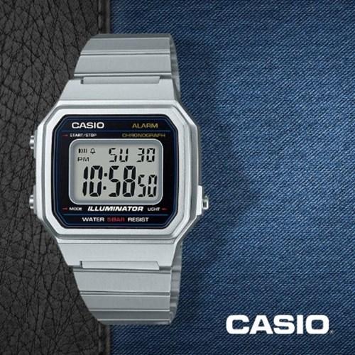CASIO 카시오 B650WD-1A 남여공용 빈티지 레트로 디지털시계