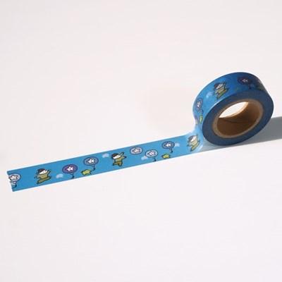 아침얼굴 masking tape