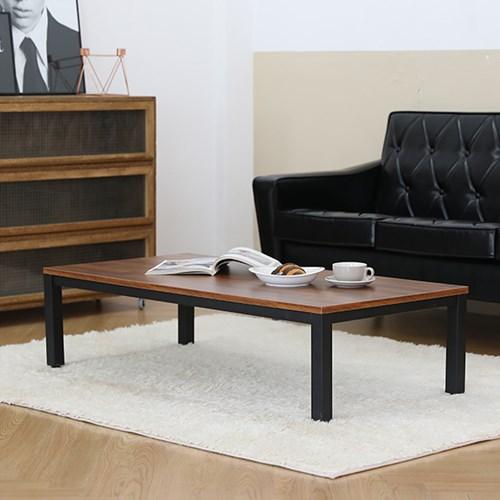 멀바우 스틸 1200 좌식 테이블/좌탁/소파테이블