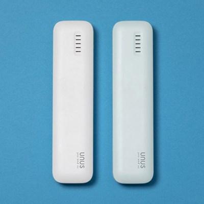 [유에너스]충전식,UV듀얼램프 휴대용칫솔살균기 UTS-2300