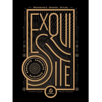 Remarkable Graphic Style - EXQUISITE