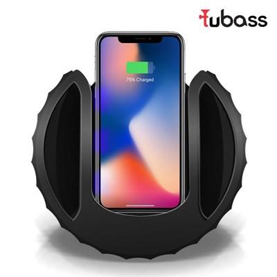 튜바스 TB-100UVC 스마트폰 거치대 무선충전기 살균기_(1099458)