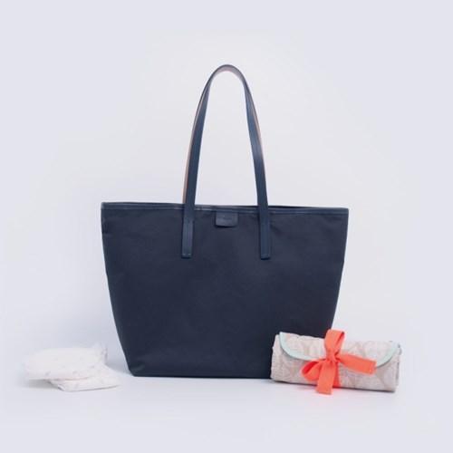 [율그란] 기저귀가방 숄더백 + 기저귀매트 2 SET(라라에코백증정)