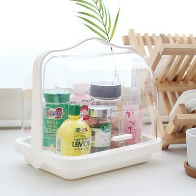 Inomata 주방 식탁 식료품 정리 젖병보관 테이블 캐리_(867197)