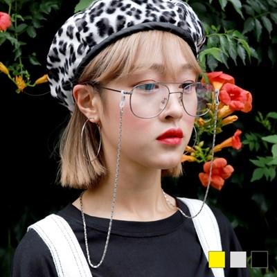 5092 체인 안경 줄 (3colors)