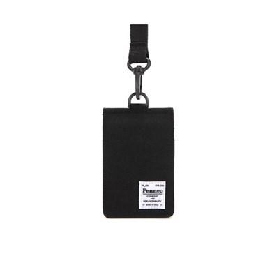 FENNEC C&S CARD POCKET - BLACK