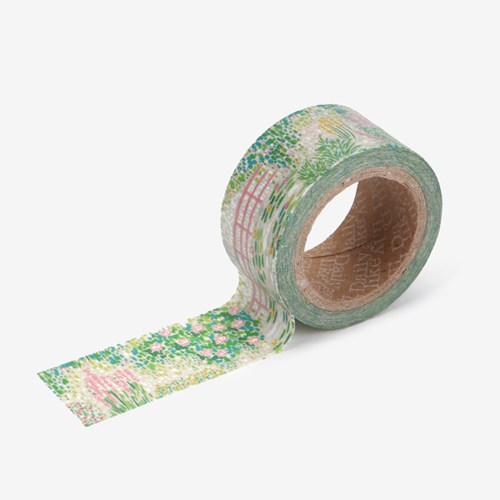 Masking tape 25mm - 02 Giverny