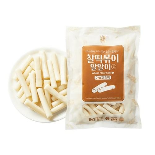 [추억의 국민학교 떡볶이] 국떡 찰떡볶이 알알이1kg