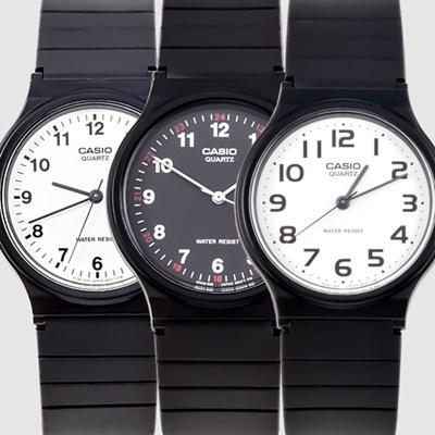 카시오 MQ-24 학생 수험생 남녀 손목 수능  패션 시계