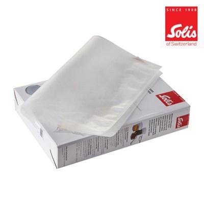 솔리스 진공포장기 전용 비닐팩/진공백/밀봉포장지/진공필름 VBS3040