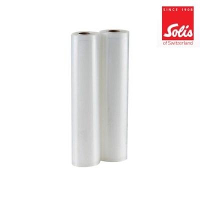 솔리스 진공포장기 전용 비닐롤/밀봉롤/비닐팩/진공필름 VBR3006