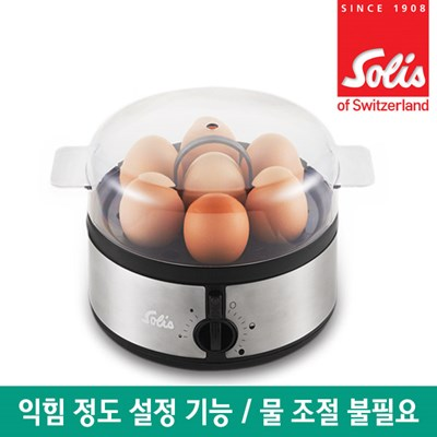 솔리스 에그쿠커/계란찜기/달걀조리기 TYPE828KB