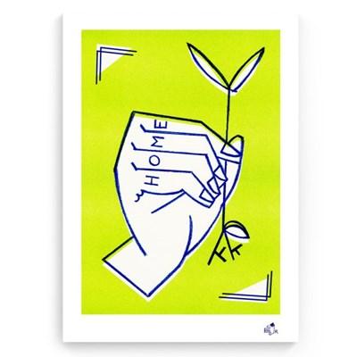 핀즐 12. 카르멘 레이나 (A1아트포스터+에디터스레터)