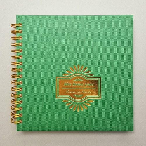 [에코드소울] Beautiful Days 6 Months Scheduler - Green