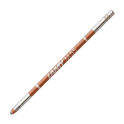 라미 Tri Pen M55 멀티펜심 오렌지 형광심_(924419)