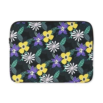 Flower edge (13/15인치) 노트북파우치