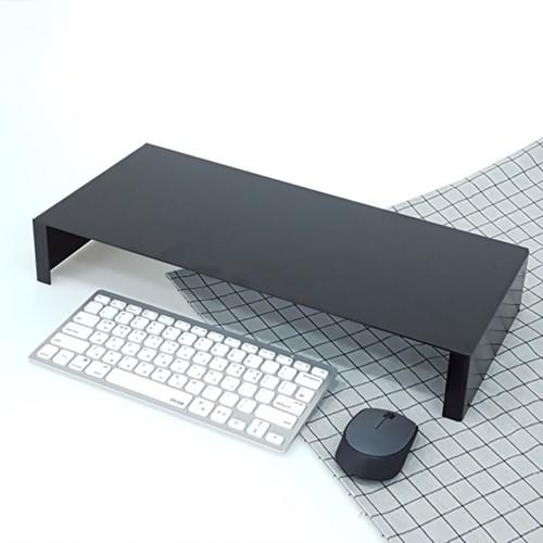 에코프랜 디자인 메탈 모니터 키보드 받침대