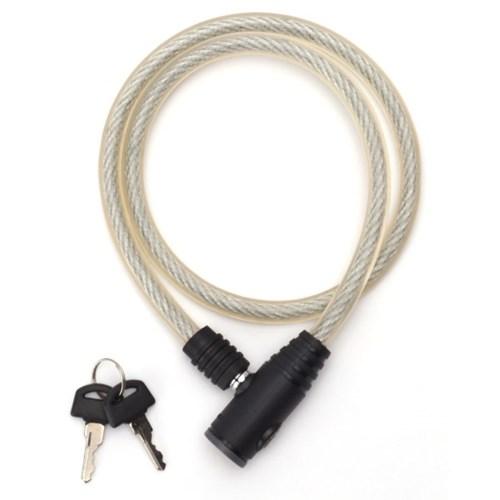 자커 와이어 자전거 자물쇠 C78 열쇠타입