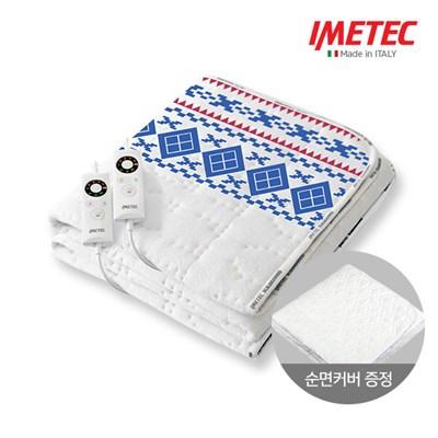 [전용커버 증정] 이메텍 전기요 2인용 IMD-437