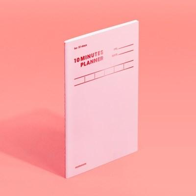 텐미닛 플래너 31DAYS - 로즈쿼츠 1EA