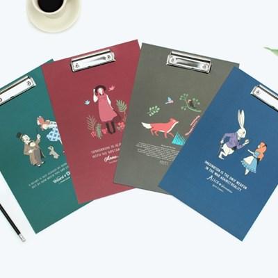 세계문학 클립보드 (4type)