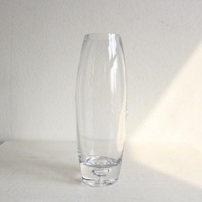 [유리화병] 라운드 투명 꽃병