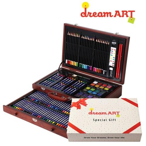 [드림아트]미술세트 MS-142W/선물포장/기프트박스