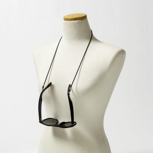 기본형 블랙 안경줄 12p(1세트)