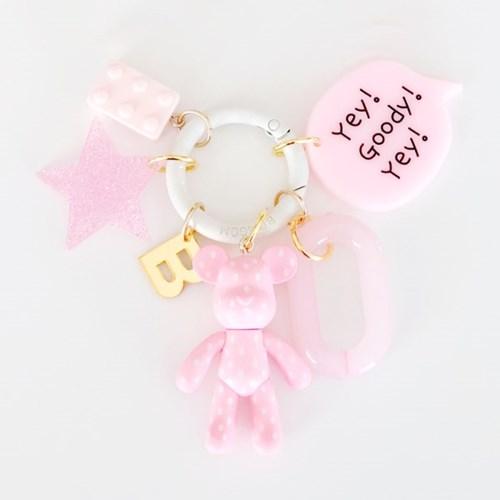 딸기 Bag Charm (mini)