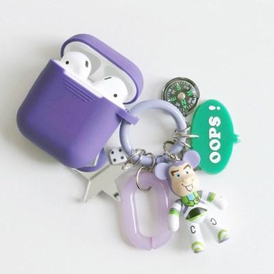 버즈 Mini Charm + AirPods