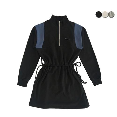 [8/15예약]ANORAK SWEAT DRESS(3COLOR)(여성용)