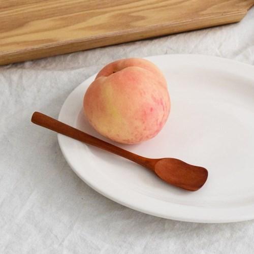 우드 아이스크림 스푼 / 쨈 버터 스푼