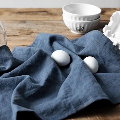 위드내추럴 블루 키친크로스