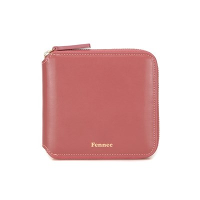 FENNEC ZIPPER WALLET - LIGHT BRICK
