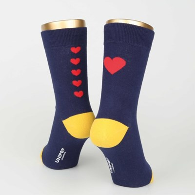 HEART SOCKS (FOR WOMEN)