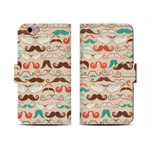 4Pocket Diary cover/ Mr.Mustacheo_Choco