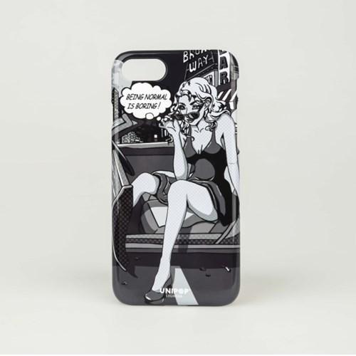 City iPhone case - Gray