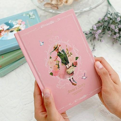 2019 클래식 양장 다이어리-앤 (만년형)