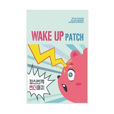 WAKE UP PATCH (썬더패치)